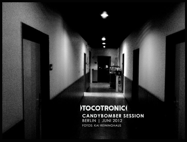 tocotronic studiosession 2012