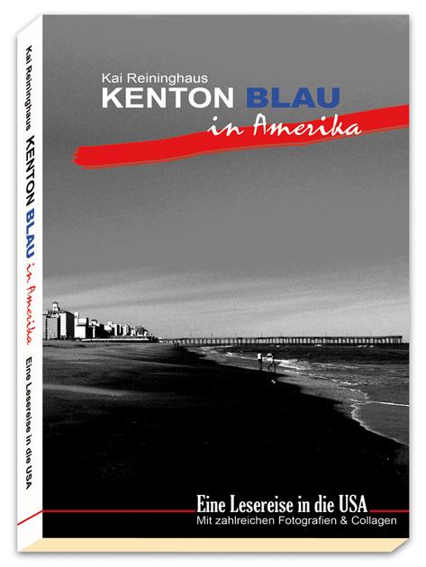Kenton Blau in Amerika - Buchcover