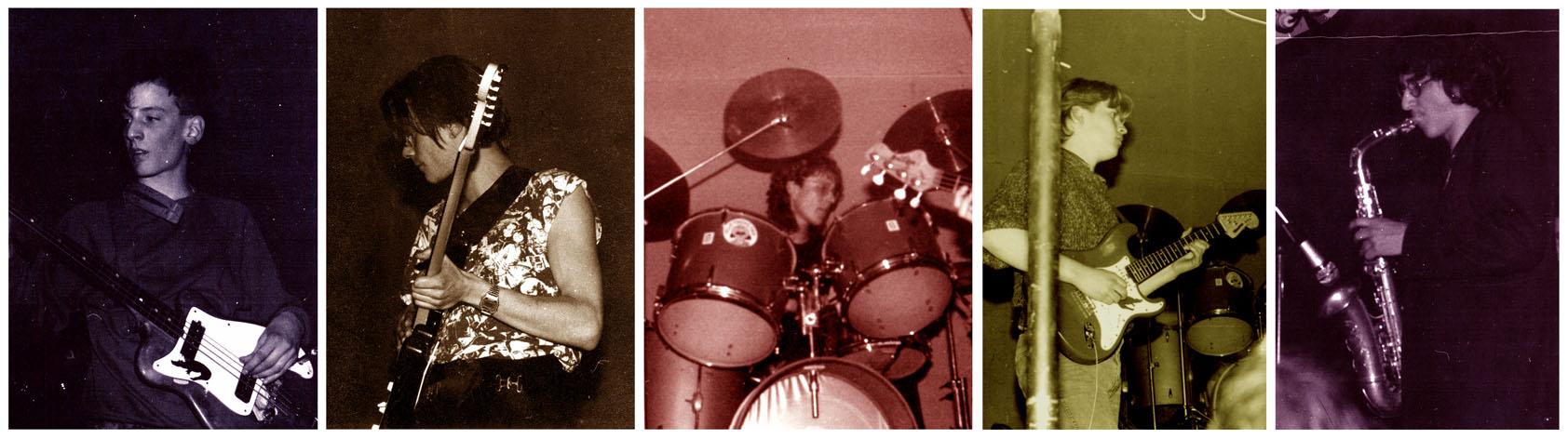 die band reininghaus 1987