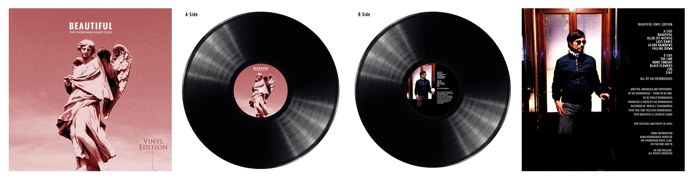 PMC Beautiful Vinyl Edition (c) by Kai Reininghaus