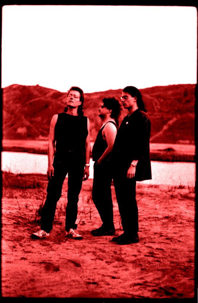 the real deal Fotosession im Tagebau Leipzig 1988 (c) Kai Reininghaus