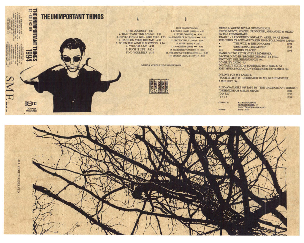 Tape Cover 1994 (TUT) - Edition 2