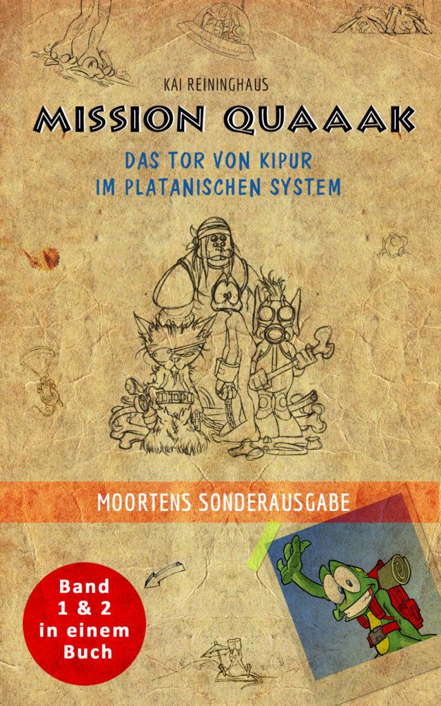 Cover Moortens Sonderausgabe (c) Kai Reininghaus