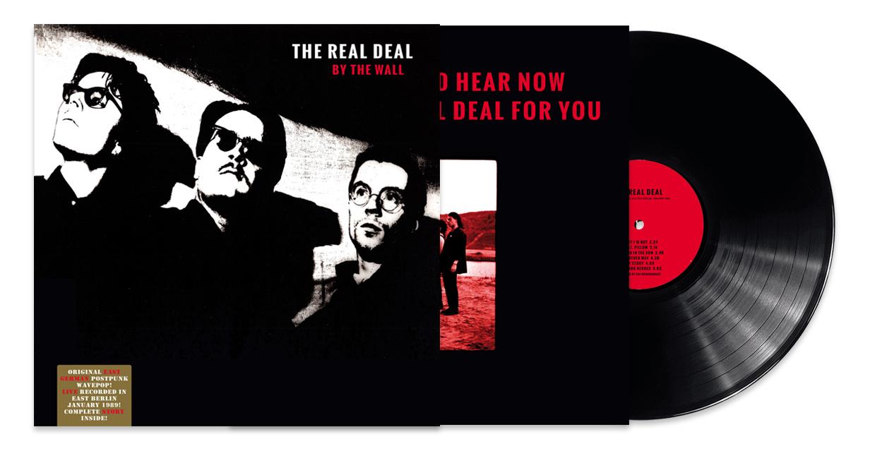 Real Deal LP By The Wall erscheint im September 2020