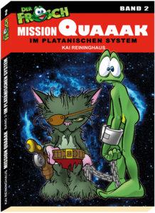 Mission Quaaak Band 2 von Kai Reininghaus